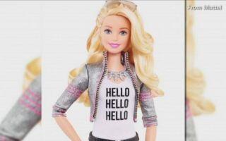 Будьте осторожны с этой куклой! Отправить информацию о ребенке в сеть? (ВИДЕО)