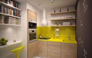 Небольшая, но хорошо спроектированная квартира (фотографии)