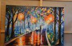 Художник создает картины на панелях отопления (ФОТО)