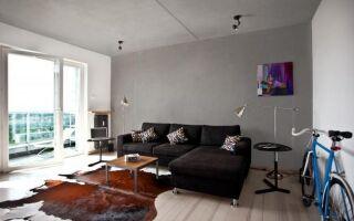 Дизайн интерьера, оформленный в мужском стиле (ФОТО)