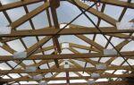 Крепеж для ферм крыши