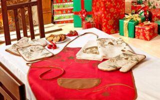 Квартира на Рождество. Как украсить их недорого