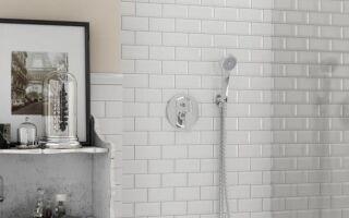 Рисунок 6: Душ в ванной комнате