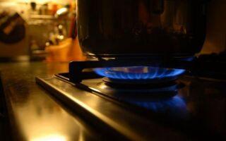 Как удалить громоздкий ил из газа на кухне