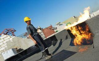 Битумные покрытия — прочность и качество брызг