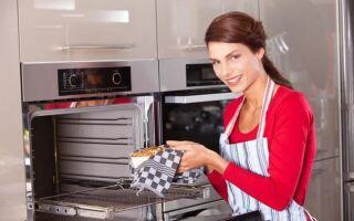 Духовка с горячим воздухом, барбекю или паровой функцией. Посмотрите, что дают вам дополнительные функции