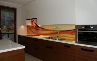 Стеклянные панели в дизайне интерьера
