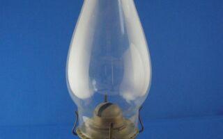 Масляная лампа — успешное возвращение в прошлое