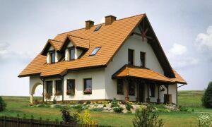 Мы выбираем форму крыши — преимущества и недостатки двускатной крыши
