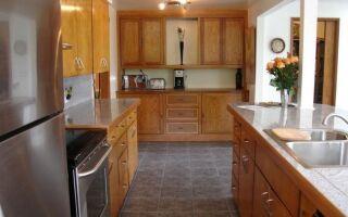 Кухонное освещение: какая лампа сверху и которая над плитой