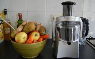 Пилеры и соковыжималки для фруктов и соковыжималки. руководство
