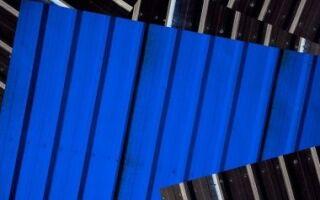 Трапециевидный лист — не только на крыше
