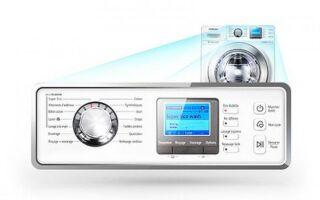 Интеллектуальная стиральная машина, подключенная к Интернету