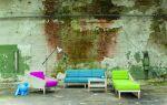 Фото 1: Коллекция архитектурной бетонной мебели