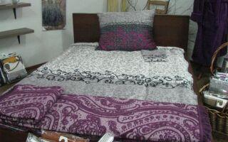 Рисунок 12: Модные постельные принадлежности