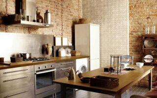 Кухонные столешницы с интересными узорами — не только для кухни