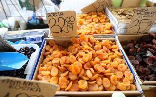 Сера в сухофруктах — что она там делает? Какие сушеные фрукты стоит есть