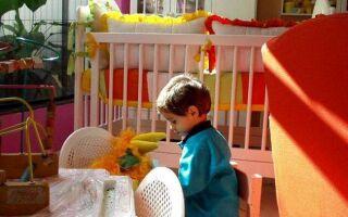 Комната для ребенка: безопасная и развивающая воображение