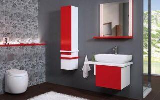 Мебель для ванной комнаты: несколько советов и фотогалерея