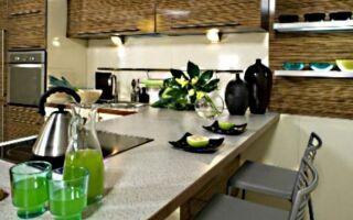 Мы выбираем кухонную мебель — в первую очередь функциональность