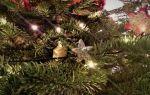 Символизм рождественских украшений. Рождественская елка в традиционном стиле