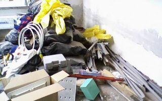 Общий ремонт дома. Как избавиться от материалов от сноса