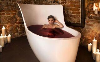 Ванна для здоровья и отдыха: дайте себе немного роскоши