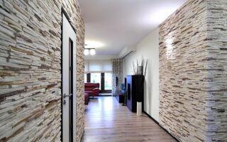 Каменная облицовка на стенах. Посмотрите, как вы можете их интегрировать (фотографии)