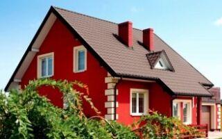 Покрытия для крыш и фасадов