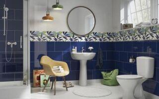 Рисунок 4: Ванная комната — расположение
