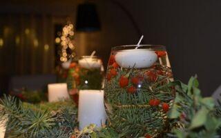 Свечи для подогревателей — как их использовать во время Рождества (ФОТО)
