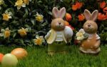 Почему Пасха приходит к детям на Пасху, а не кролику