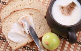 Какой толстый выбор для распространения хлеба и как жарить?
