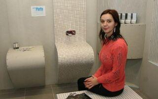 Современная ванная комната по проекту Института дизайна в Кельце