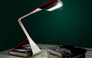 Лампа, с которой вы не можете подойти без книги