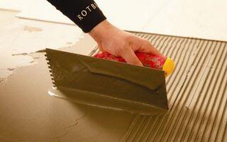 Укладка плитки — как избежать наиболее распространенных ошибок