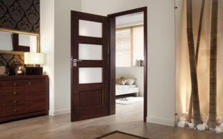 Межкомнатные двери: как их выбрать