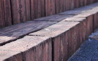 Жажда природы? Использовать древесину вместо бетона (ФОТО)