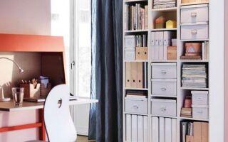 Как хранить книги в квартире (ФОТО)