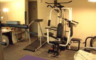 Мини-тренажерный зал у себя дома — какие устройства выбрать