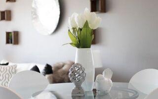 Оттенки белого — где и как их использовать при расположении квартиры