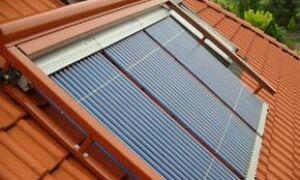 Жалюзи для солнечных коллекторов