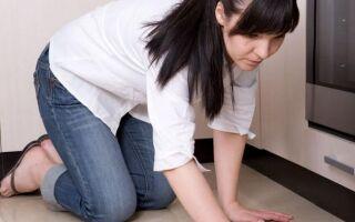 Как очистить керамическую плитку. руководство