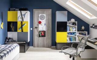 Красочная детская комната — как устроить ее оригинальным способом (ФОТО)