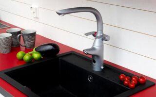 Рисунок 5: кухонный кран Oras Ventura