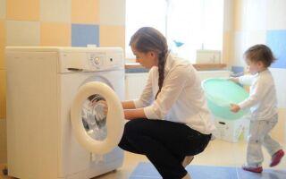 Как ухаживать за стиральной машиной, чтобы избежать ее отказа