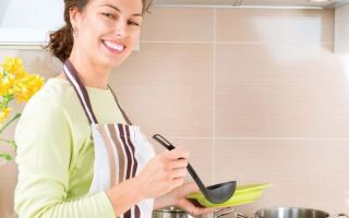 6 трюков, которые будут полезны на кухне каждой дамы дома