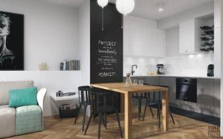 Квартира для пары или одного. Комфортабельный и уютный 55 кв.м. (ФОТО)