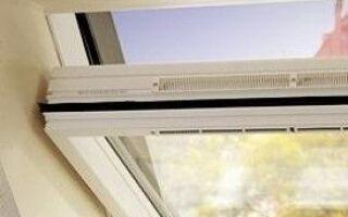 Крышные окна с диффузором