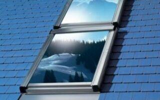 Самоочищающееся стекло Roto Aquaclear